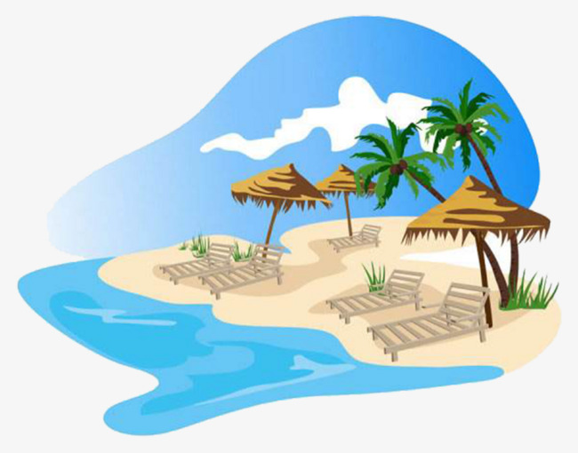 Beach clipart png 1 » Clipart Station.