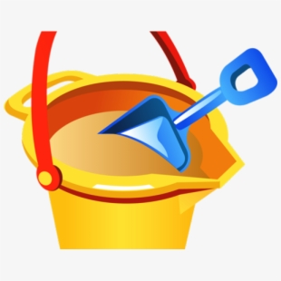 Beach Ball Clipart Pail And Shovel.
