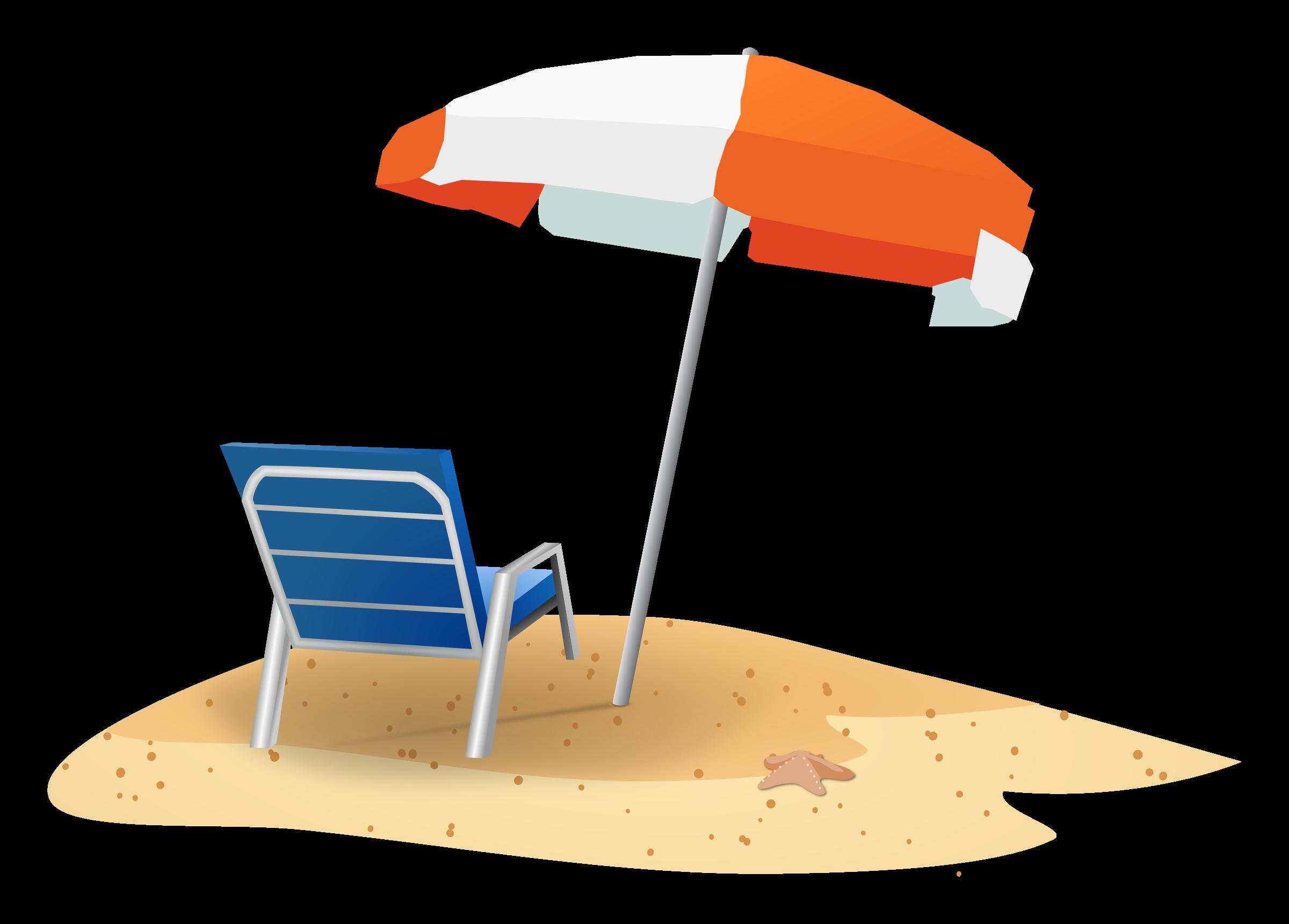Beach Clip art.