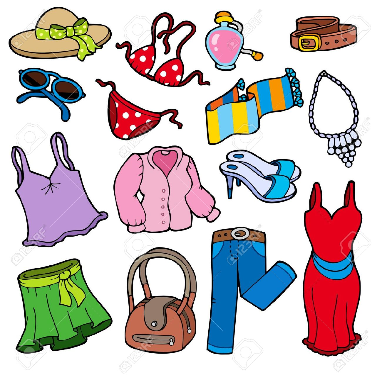Free Summer Cloth Cliparts, Download Free Clip Art, Free Clip Art on.