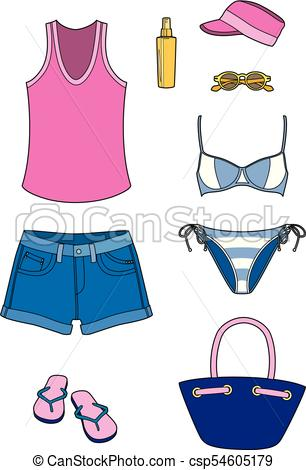 Beach accessories Illustrations and Clipart. 12,066 Beach.
