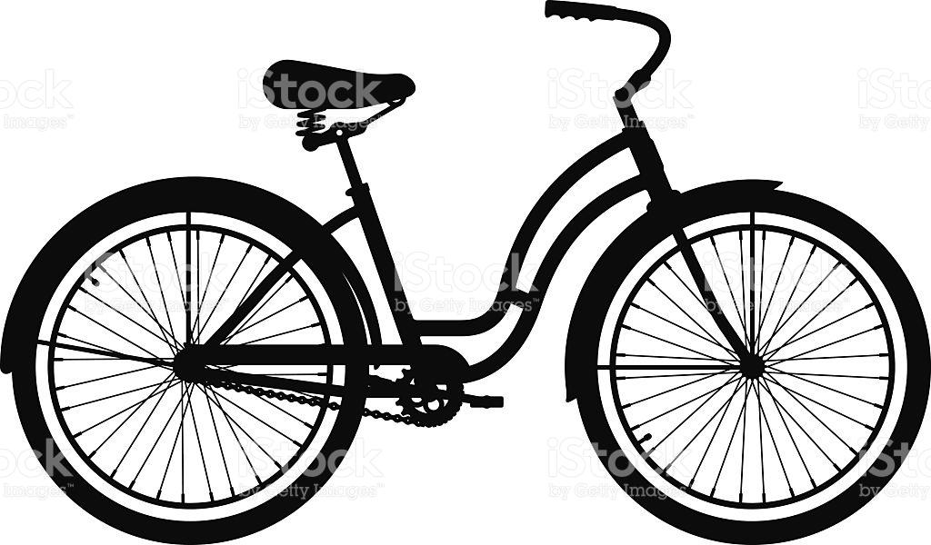 Cruiser Bike stock vector art 472346773.