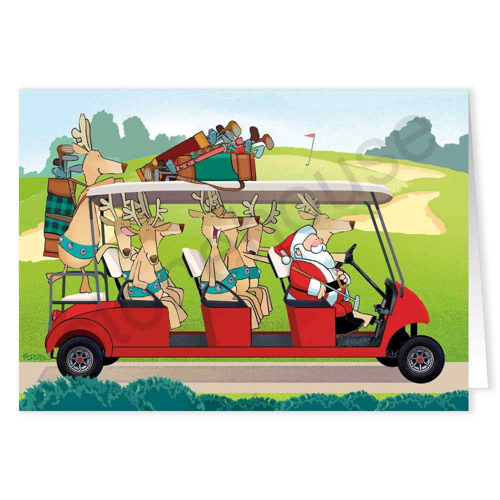 Free Christmas Golf Pictures, Download Free Clip Art, Free.