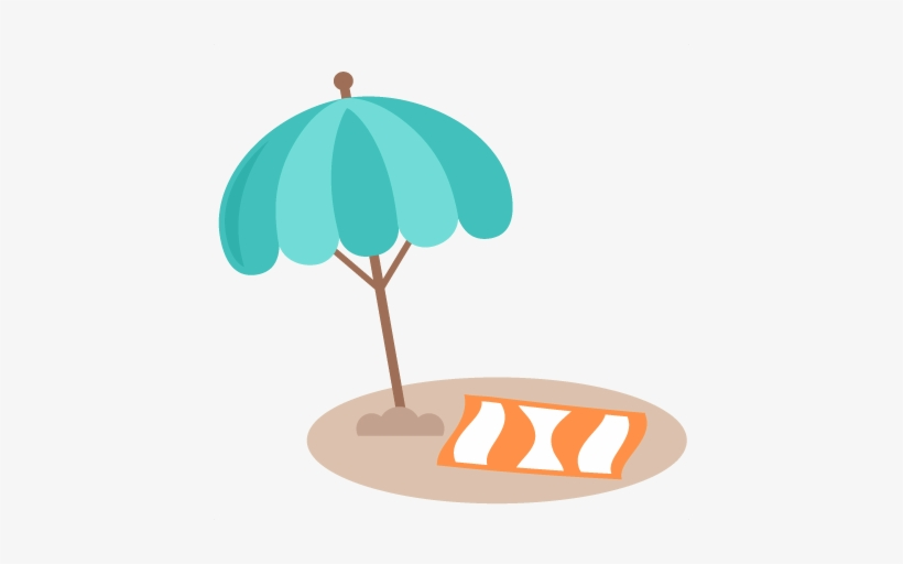 Beach Umbrella Svg Cut File Free Svg Cuts Summer Svgs.