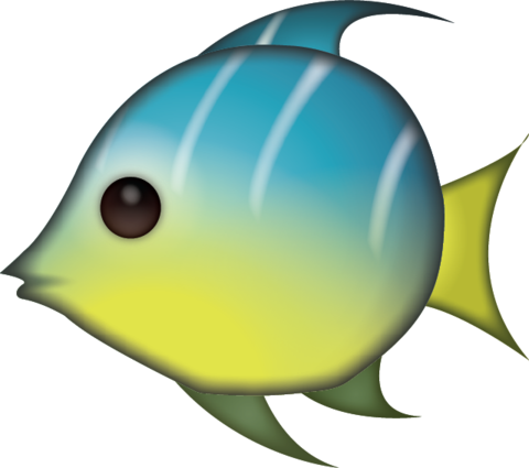 Tropical Fish Emoji [Free Download IOS Emojis].