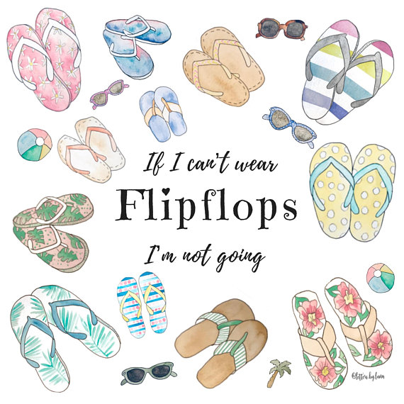 Flip Flop Love.