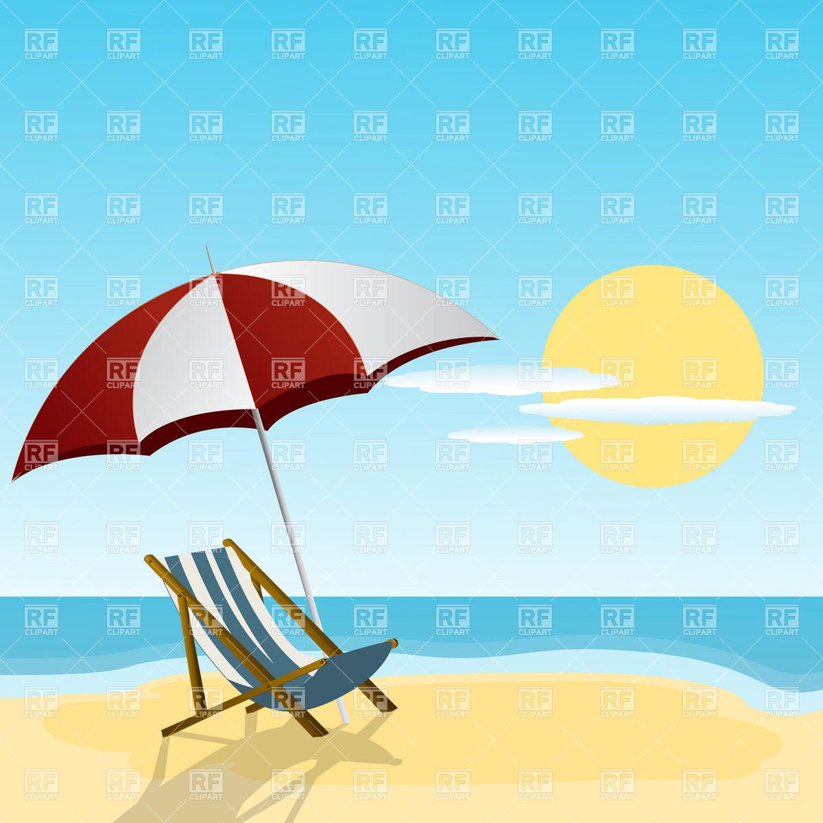 Free Clip Art Beach.