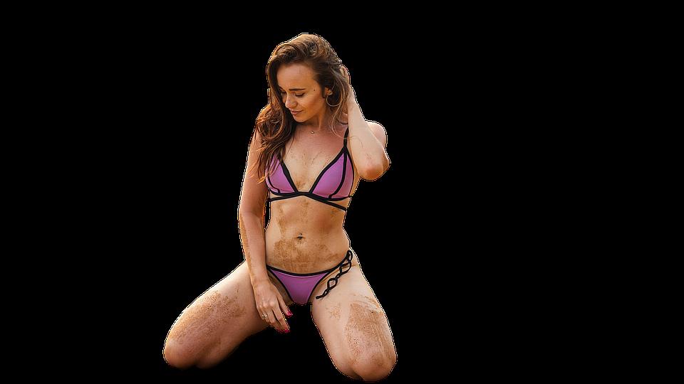 Beach Bikini Hot.