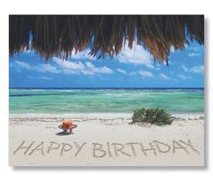 Happy birthday beach clipart 1 » Clipart Portal.