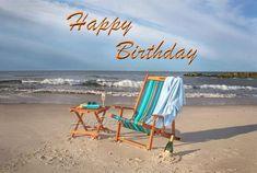 9 Best Happy Birthday Beach images in 2016.