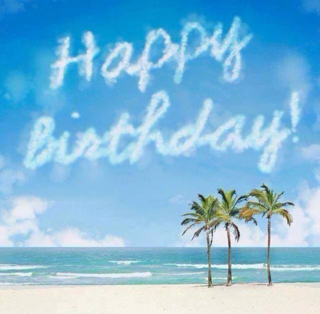 Happy birthday beach clipart 7 » Clipart Portal.