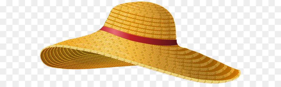 Straw Hat Cowboy Hat Clip Art.