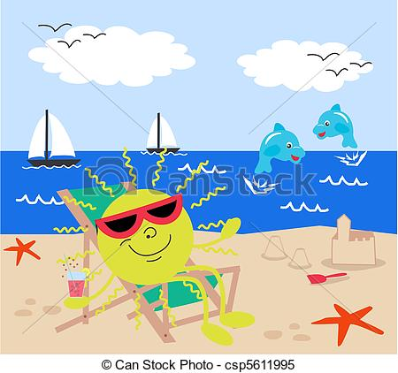 Summer holiday clip art free images.