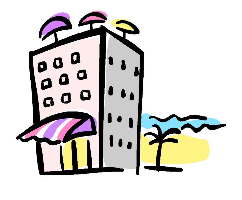 Latest Hotel Beach Inn Clip Art Hotel Clipart 1131*884.