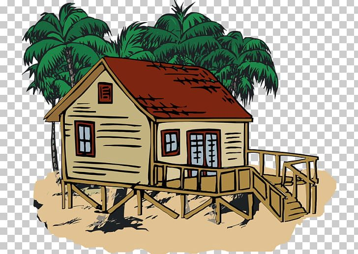 Beach House Cottage PNG, Clipart, Beach, Beach House, Beach Hut.
