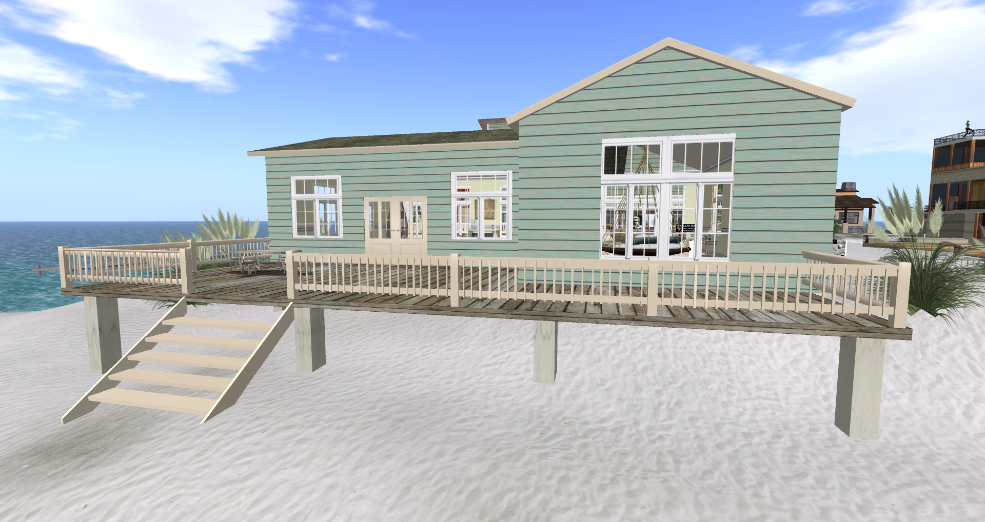 NEW* The Beach House!.