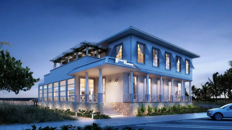 Pompano Beach House and Oceanic restaurant slated for Pompano Beach.