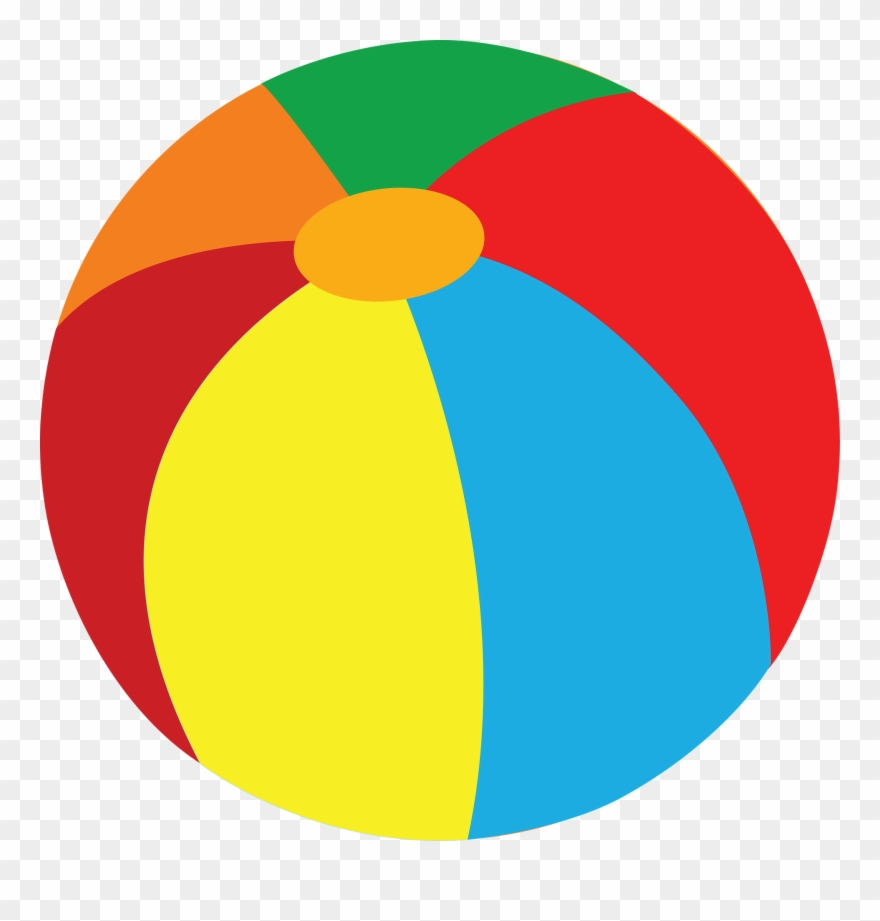 Beach Ball Addition Math Game.