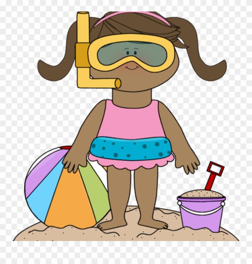 Kids Summer Clipart Summer Kids Clip Art Summer Kids.