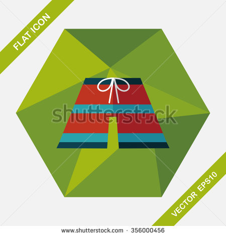 Beach Pants Stock Vectors & Vector Clip Art.