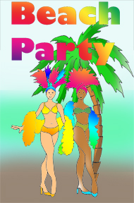 Party Clip Art.