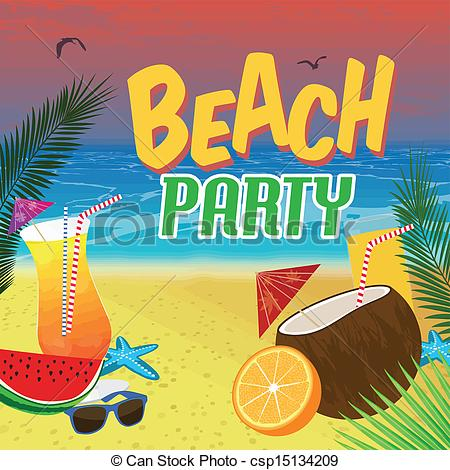 Beach party Illustrations and Clipart. 8,303 Beach party royalty.