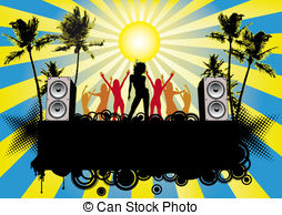 Beach party Illustrations and Clipart. 31,229 Beach party royalty.