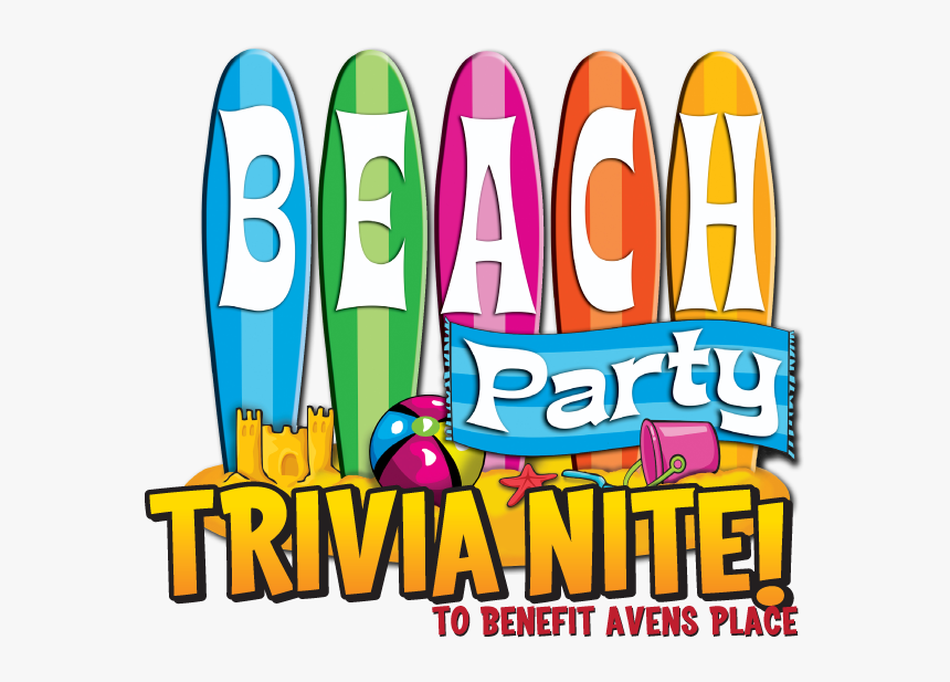 Beach Party Day Clipart , Png Download.