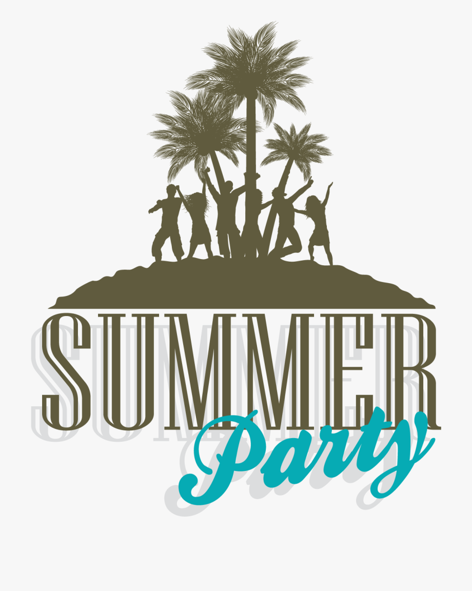 Party Clip Art Summer Ⓒ.