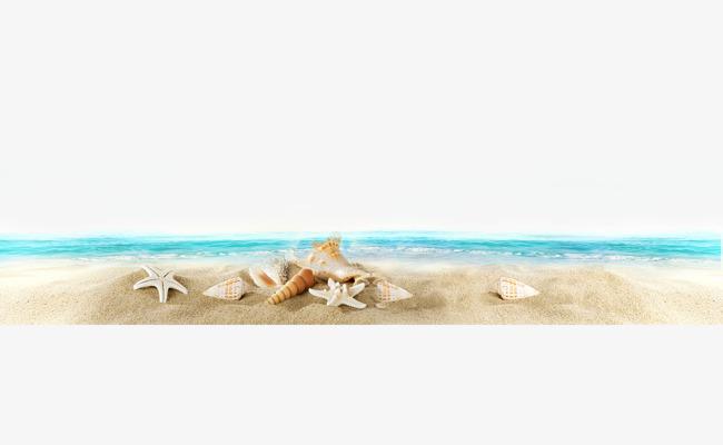 Beach Seaside Material Seaside Beach Beach Material Png And Psd.