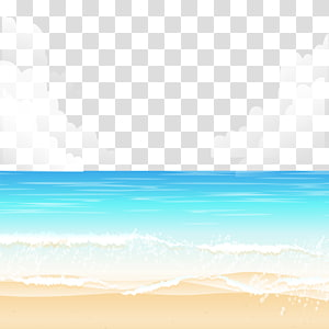 Sand Seashell Beach, Beach sand transparent background PNG clipart.