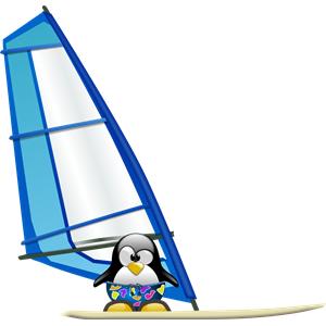 Beach sailing clipart - Clipground