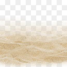 Beach Sand PNG.