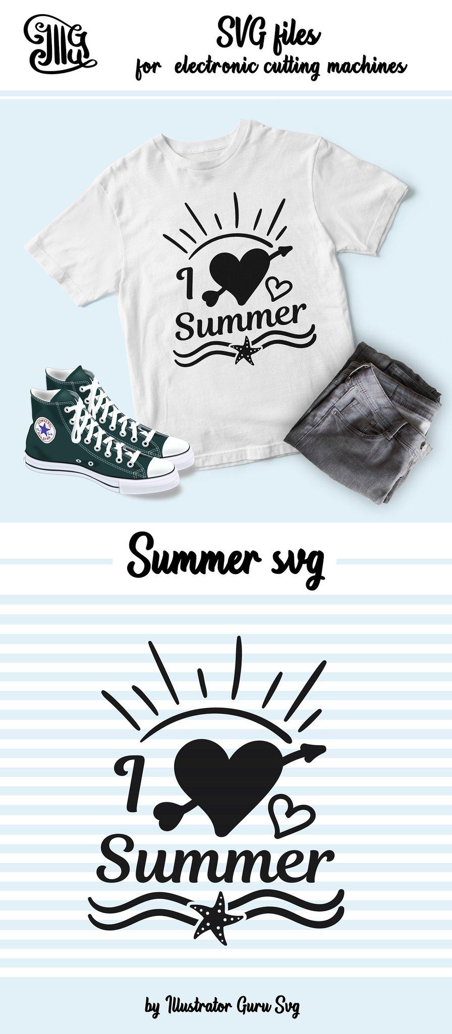 I love summer SVG, beach svg, summer svg, beach sayings svg, beach quotes  svg, summer sayings, beach clipart,.