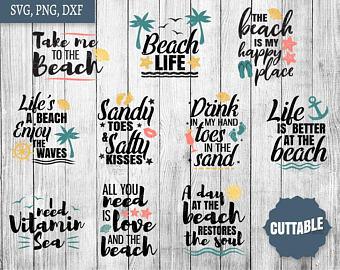 Beach quotes.