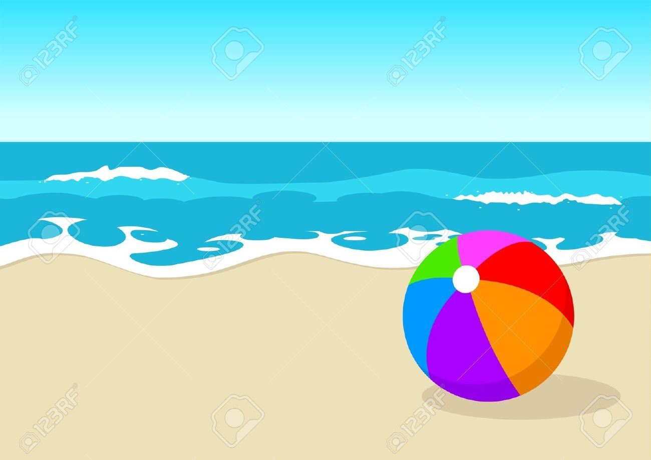 Beach clipart scenery, Beach scenery Transparent FREE for.