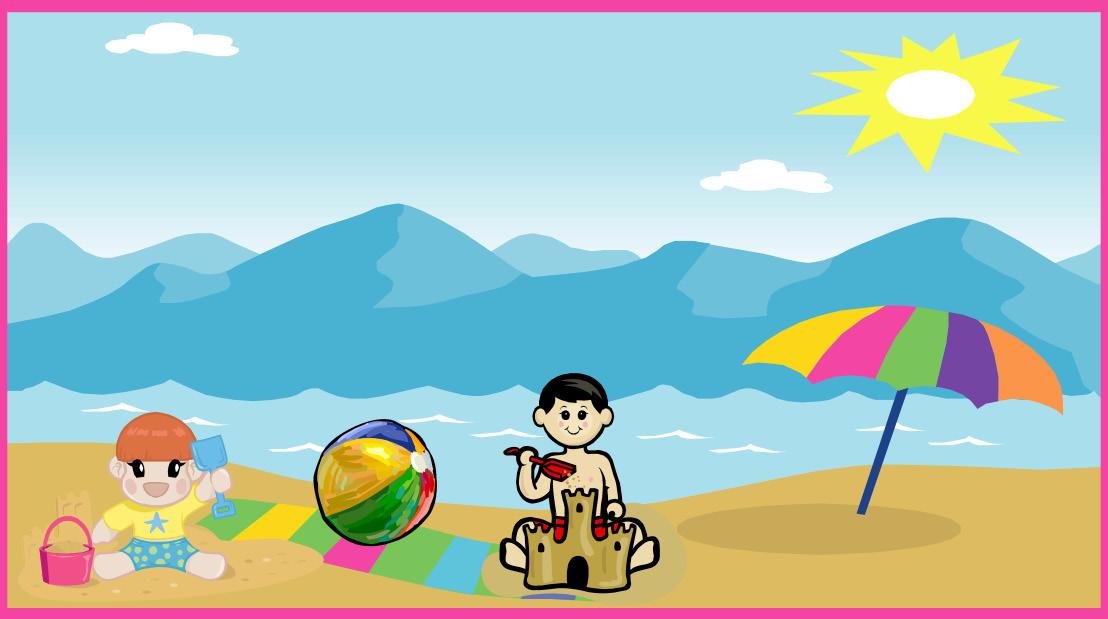 Free Beach Scene Cliparts, Download Free Clip Art, Free Clip Art on.