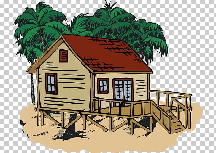 Beach House Cottage PNG, Clipart, Beach, Beach House, Beach.