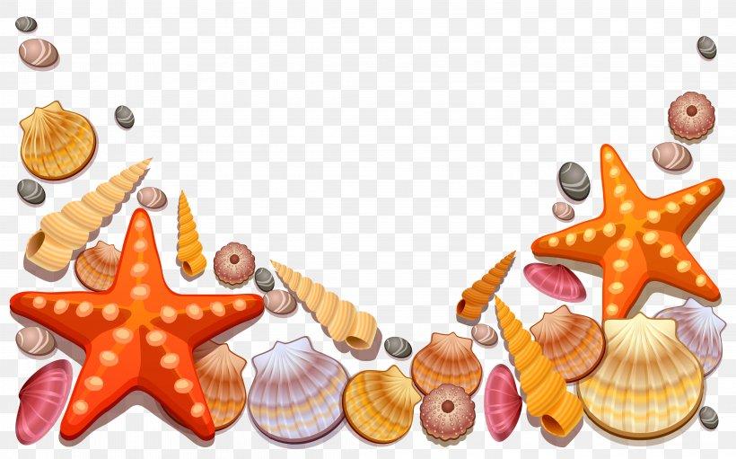 Seashell Clip Art, PNG, 4242x2645px, Seashell, Beach, Conch.