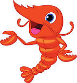 Shrimp Clip Art.