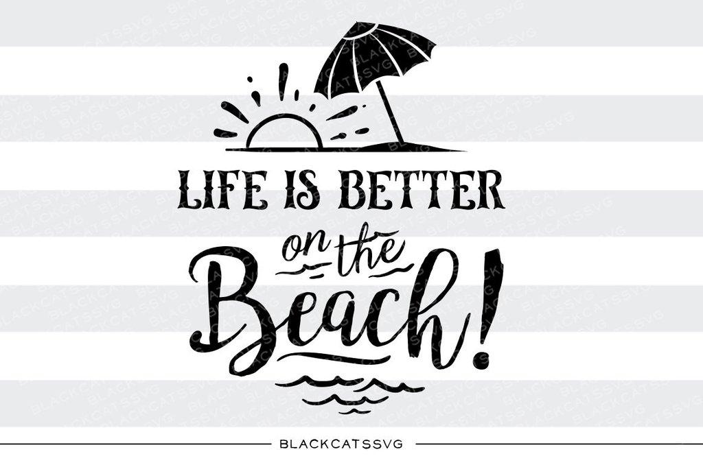 Download beach silhouette png clipart - Clipground