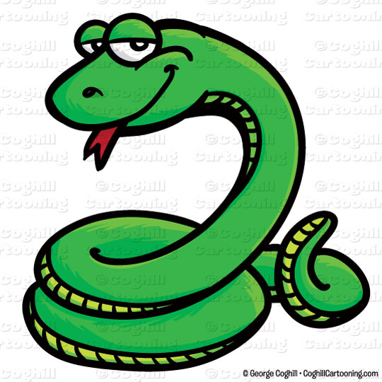 Snake clipart no watermark.
