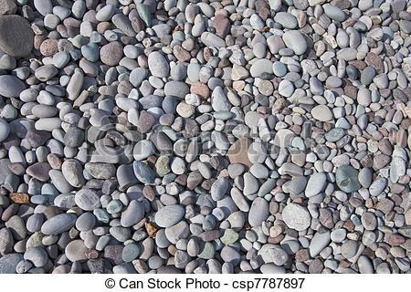 Picture of Beach Stones.
