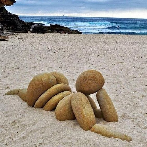 Stone Art.