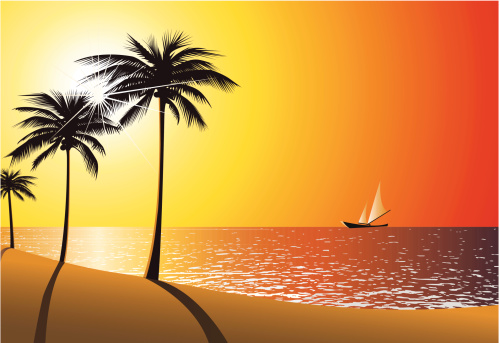 Free Sunset Beach Cliparts, Download Free Clip Art, Free Clip Art on.