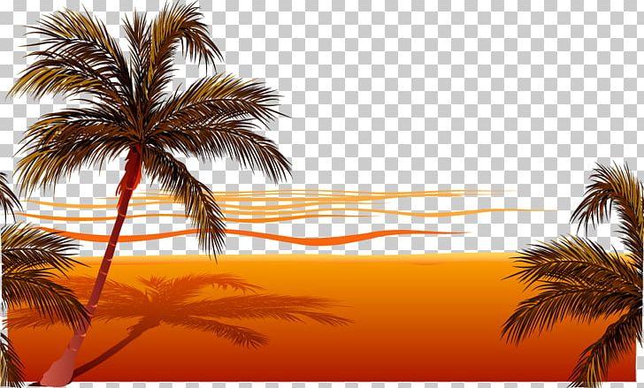 Beach Sunset PNG, Clipart, Beach Ball, Beach Party, Beach Vector.