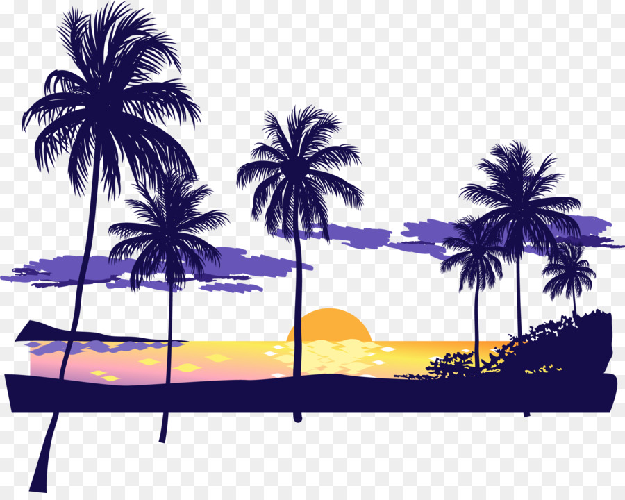 Palm Tree Background png download.