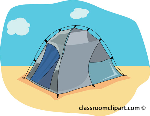 Free Tent Clipart Pictures.
