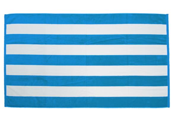 Cabana Striped Beach Towel.