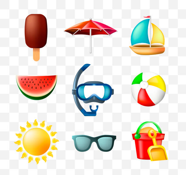 Top 60 Beach Toys Clip Art, Vector Graphics and Illustrations.